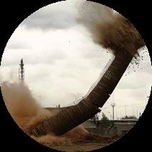 Демонтаж канализационных труб чугунных