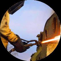 Демонтаж металлоконструкций цена за 1 тонну спб