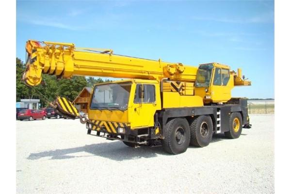 Liebherr LTM 1050 в аренду не дорого