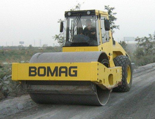Аренда катка Bomag BW216 PDH-4 в Московской области