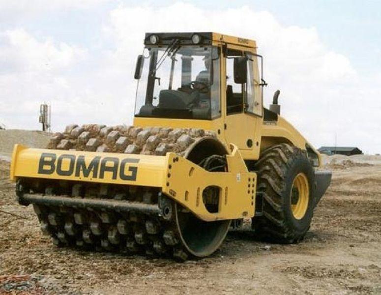 Взять в аренду каток Bomag BW226 DH-4