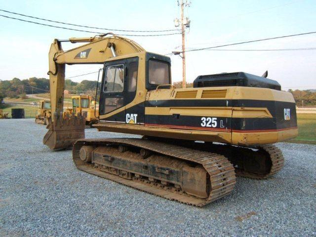 Грейфер CAT 325 L