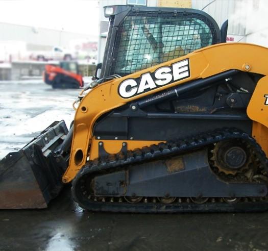 Арендовать мини-погрузчика Case TV 380