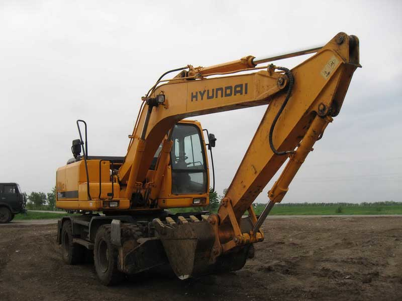 Hyundai R170W-7 в аренду не дорого