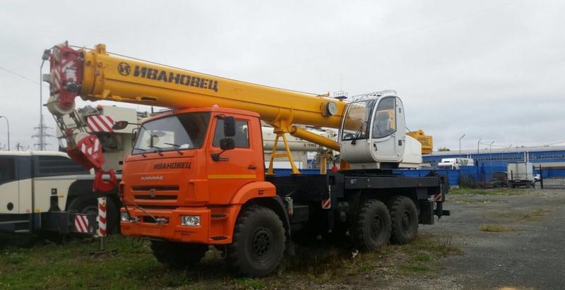 Ивановец КС-35714К-2 в аренду не дорого