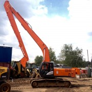 Прокат Hitachi ZX330 Long Reach